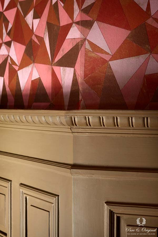 Colour Collection hallway detail Licetto in Praline